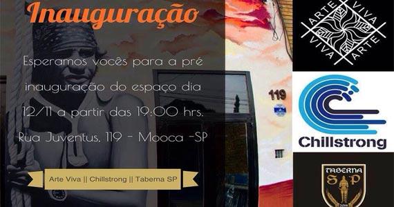 Espaço na Mooca oferece cervejas, música ao vivo, história e cultura do surf Eventos BaresSP 570x300 imagem