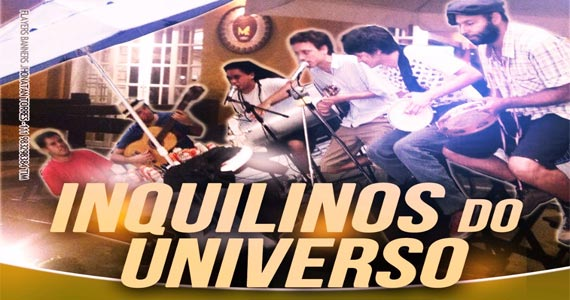 Butiquim M3 recebe o show da Banda Inquilinos do Universo no sábado Eventos BaresSP 570x300 imagem