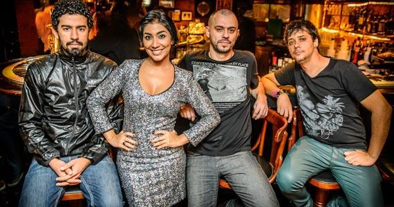 Jack Joe e Rafael Bittencourt se apresentam no palco do Bar Charles Eventos BaresSP 570x300 imagem