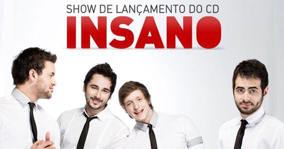 JAMZ com o lançamento do CD Insano  neste domingo no HSBC Brasil Eventos BaresSP 570x300 imagem