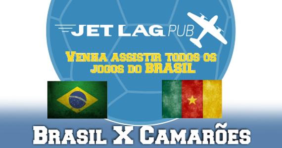 Jet Lag Pub transmite o terceiro Jogo da Seleção Brasileira e traz show da banda Junkie Box Eventos BaresSP 570x300 imagem