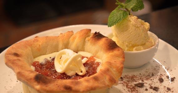 Pizza Romeu e Julieta é destaque para Dia dos Namorados na Pizzaria Jardim Ô Fiô Eventos BaresSP 570x300 imagem