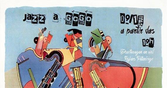 Trackers realiza a Festa Jazz a Gogo! com Rubens Peterlongo animando a quarta Eventos BaresSP 570x300 imagem