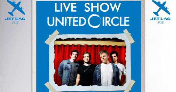 Banda United Circle se apresenta nesta quinta-feira no Jet Lag Pub Eventos BaresSP 570x300 imagem