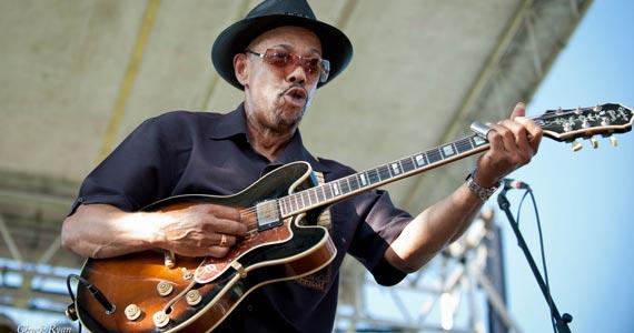 Guitarrista americano John Primer em única apresentação no Bourbon Street Eventos BaresSP 570x300 imagem