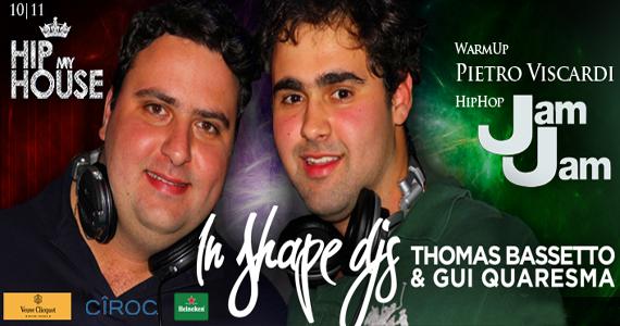 Festa Hip My House anima a noite de sábado da Josephine SP Eventos BaresSP 570x300 imagem