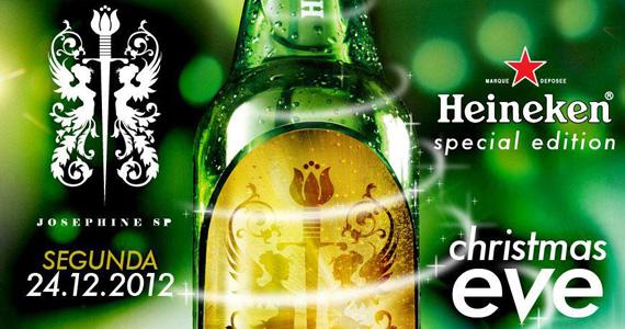 Jospehine SP promove festa Christmas Eve após a ceia de Natal em São Paulo Eventos BaresSP 570x300 imagem