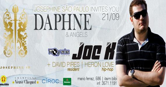 Josephine Sp recebe a festa da agência Daphne Modelagency na sexta-feira Eventos BaresSP 570x300 imagem