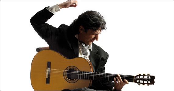 HSBC Brasil recebe o violonista Juan Cañizares na terça-feira Eventos BaresSP 570x300 imagem