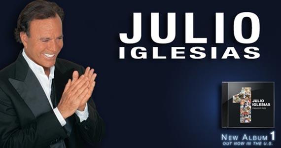 Julio Iglesias faz turnê de despedida no Brasil com apresentações no Citibank Hall em São Paulo Eventos BaresSP 570x300 imagem