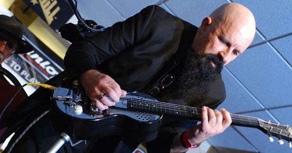 O guitarrista Junior Watson se apresenta no The Orleans Eventos BaresSP 570x300 imagem