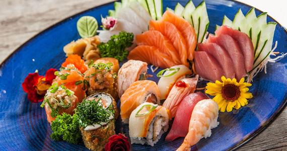 Kibo Sushi, localizado no Itaim Bibi, participa da 13º Edição do São Paulo Restaurante Week Eventos BaresSP 570x300 imagem