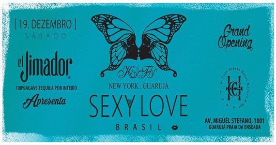 Acontece a Festa de Inauguração da balada Kiss & Fly Guarujá no sábado Eventos BaresSP 570x300 imagem
