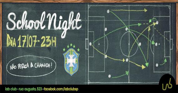 School Night embala a noite da galera na Lab Club nesta quinta-feira Eventos BaresSP 570x300 imagem