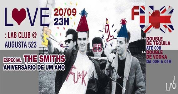 Festa Love x Fu*k recebe DJs para agitar a noite deste sábado na Lab Club Eventos BaresSP 570x300 imagem