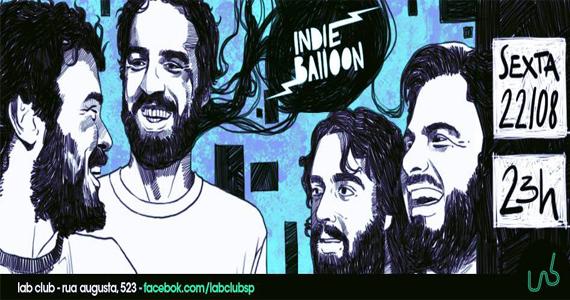 Acontece na sexta-feira a Festa Indie Balloon no Lab Club Eventos BaresSP 570x300 imagem