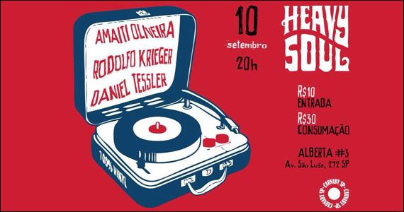 Alberta #3 apresenta na terça-feira a Festa MOD Heavy Soul  Eventos BaresSP 570x300 imagem