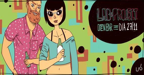 Festa Lab Project embala a sexta no Lab Club com open bar Eventos BaresSP 570x300 imagem