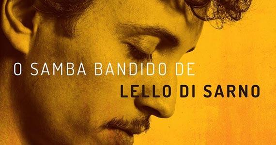 Samba do Santo Acaso com Lelo di Sarno, Toinho Melodia e sambista Irene no Traço de União Eventos BaresSP 570x300 imagem