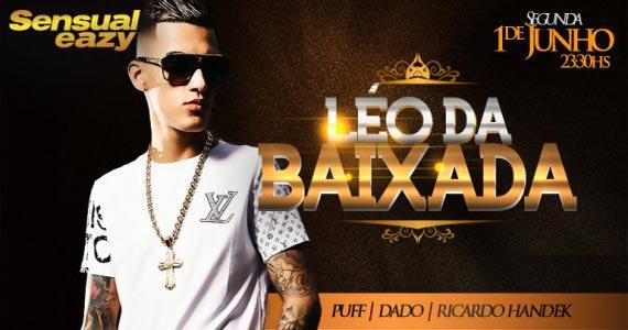 Sensual Eazy apresenta Léo da Baixada tocando muito funk na Eazy Club Eventos BaresSP 570x300 imagem