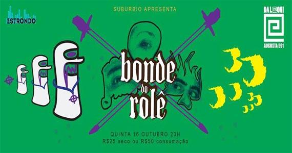 Bonde do Role lança seu novo clipe Vida Loka no Da Leoni Bar e Danceteria Eventos BaresSP 570x300 imagem