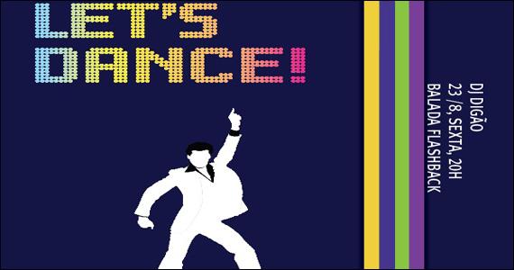 Acontece no Club Transatlântico a Festa Let's Dance com drinks do BaresSP Eventos Eventos BaresSP 570x300 imagem