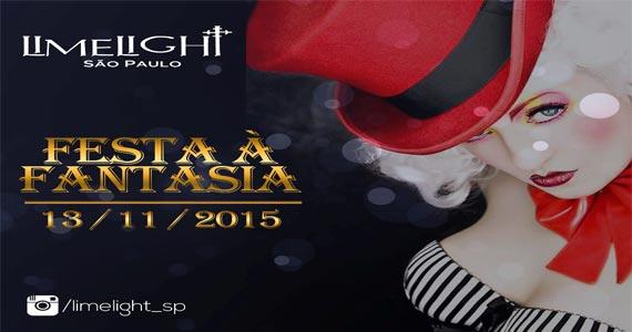 Limelight realiza Festa á Fantasia com atrações ao som do DJ Torrada Eventos BaresSP 570x300 imagem