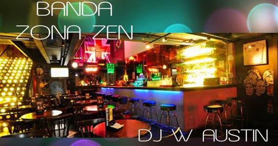 Banda Zona Zen comanda a noite de sábado com pop rock no London Station Eventos BaresSP 570x300 imagem
