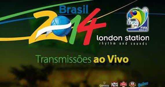 Transmissão de Brasil x México com cardápio variado no London Station Eventos BaresSP 570x300 imagem