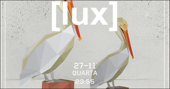 Club Yacht recebe mais uma edição da festa Lux com DJs convidados Eventos BaresSP 570x300 imagem