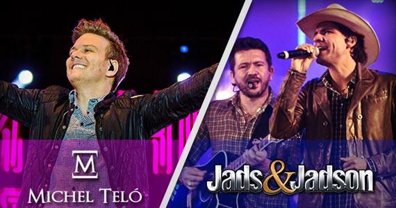 Michel Teló e Jads & Jadson se apresentam nesta quinta-feira no Villa Country Eventos BaresSP 570x300 imagem