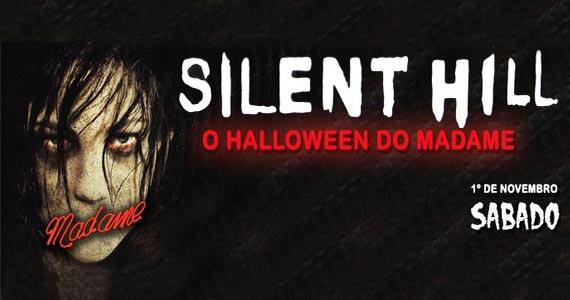 Halloween do Madame se transforma em Silent Hill com muito rock para animar o sábado Eventos BaresSP 570x300 imagem