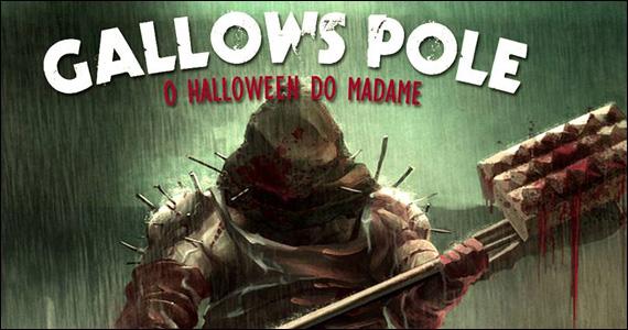 Festa de Halloween com apresentação da banda Pecadores no Madame - Rota do Rock Eventos BaresSP 570x300 imagem