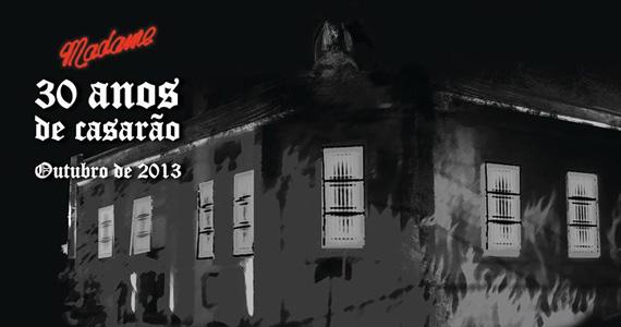 Madame celebra com programação especial 30 anos de história - Rota do Rock Eventos BaresSP 570x300 imagem