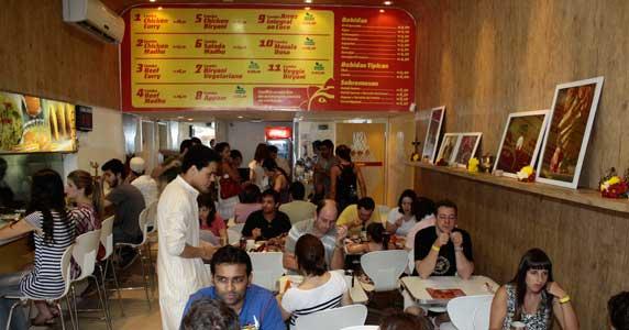 Madhu oferece pratos tradicionais da culinária indiana na Augusta Eventos BaresSP 570x300 imagem