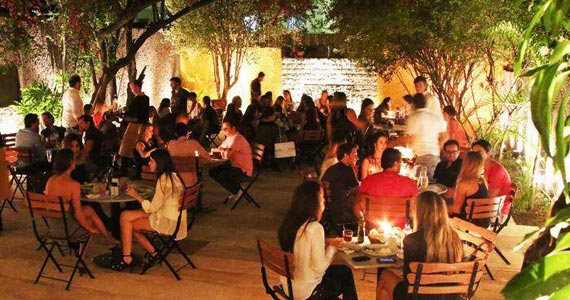Manguinha oferece cardápio variado de drinks, pratos e petiscos Eventos BaresSP 570x300 imagem