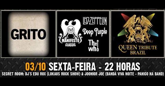 Atrações especiais com bandas covers nesta sexta-feira no Manifesto Bar Eventos BaresSP 570x300 imagem