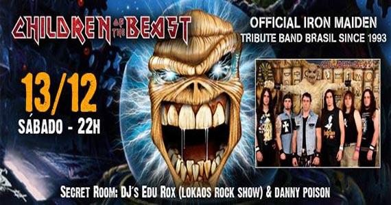 Banda cover de Iron Maiden comanda a noite de sábado no Manifesto Bar Eventos BaresSP 570x300 imagem