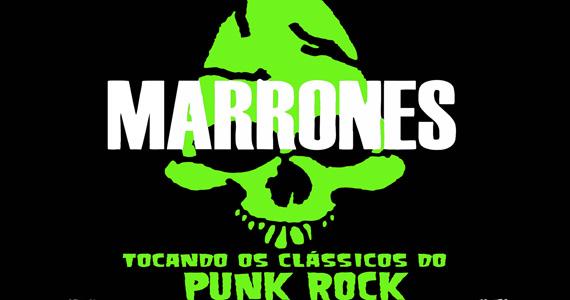 Banda Marrones agita a noite de quinta-feira com sucessos do pop rock no Willi Willie Bar e Arqueria  Eventos BaresSP 570x300 imagem