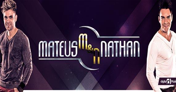 La Fiesta promove o Projeto Festinha com show de Mateus & Nathan na sexta Eventos BaresSP 570x300 imagem