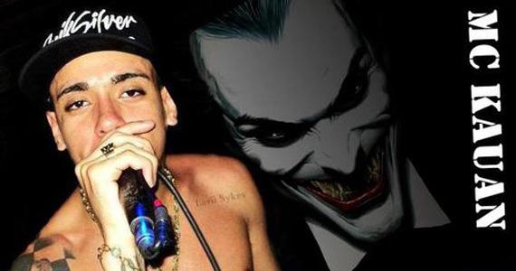 Show de MC Kauan nesta quarta no palco do Carioca Club  Eventos BaresSP 570x300 imagem