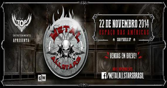 Projeto Metal All Stars com estrelas do hard rock e metal em única apresentação no Espaço das Américas Eventos BaresSP 570x300 imagem
