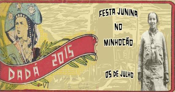 Festa Junina no Minhocão com muita música, brincadeira e comida típica Eventos BaresSP 570x300 imagem