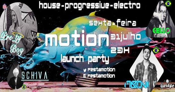 Garage Club realiza a Festa Motion com DJ Maroni e convidados agitando a noite Eventos BaresSP 570x300 imagem