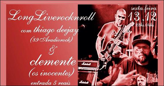 Nola Bar apresenta na seta-feira o Projeto Long Live Rock'n'roll  Eventos BaresSP 570x300 imagem