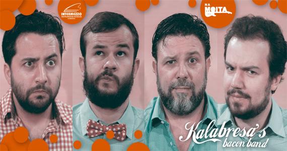 Banda Kalabresas Bacon se apresentam nesta terça-feira no Na Mata Café Eventos BaresSP 570x300 imagem