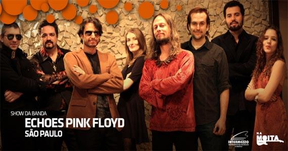 Banda Echoes Pink Floyd se apresentam nesta quinta-feira no Na Mata Café Eventos BaresSP 570x300 imagem
