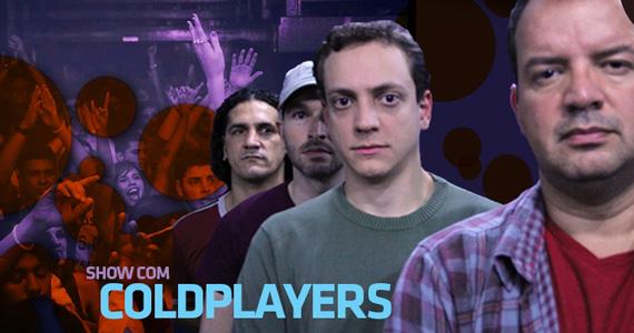 Apresentação da banda Coldplayers no palco do Na Mata Café Eventos BaresSP 570x300 imagem