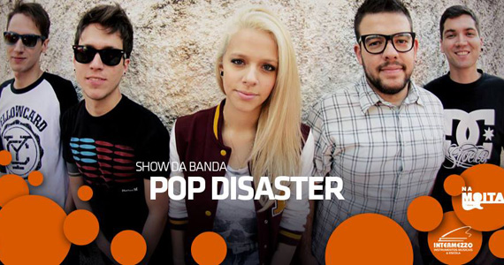 Show da banda Pop Disaster anima a quarta-feira do Na Mata Café Eventos BaresSP 570x300 imagem