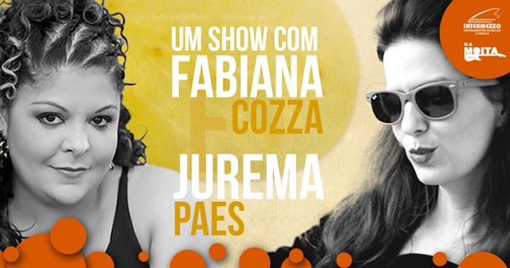 Apresentação de Fabiana Cozza e Jurema Paes no Na Mata Café Eventos BaresSP 570x300 imagem